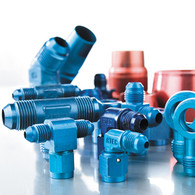 Aviation hose fittings